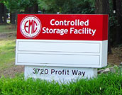 Controlled Storage Bldg