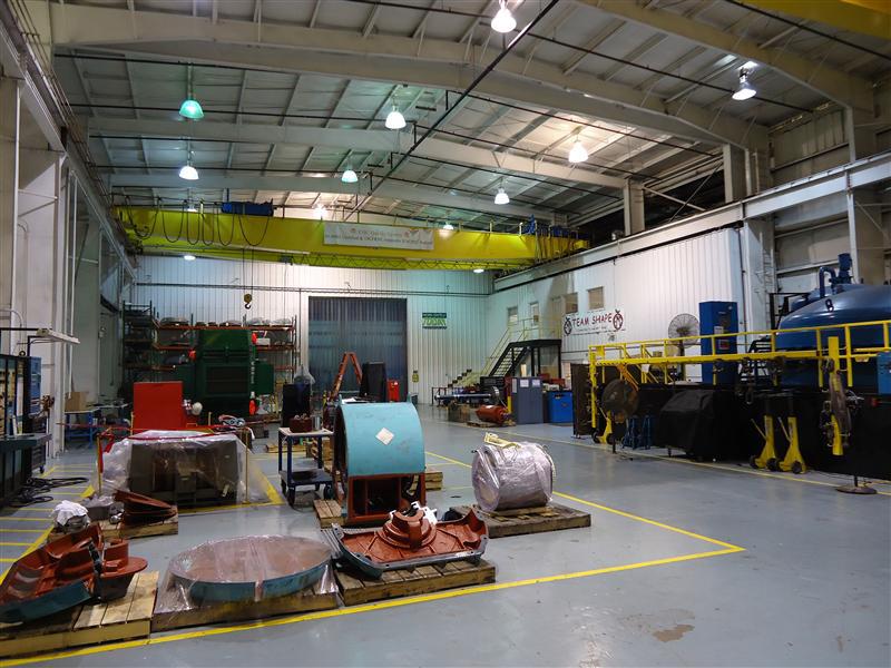 electric motors pumps power distribution equipment emc